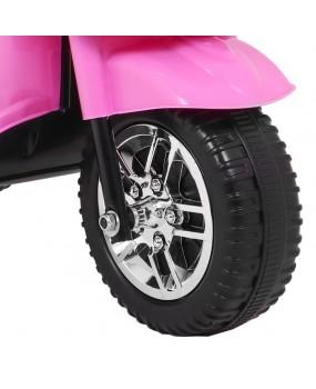 Elektrická motorka BJX 088 ružová